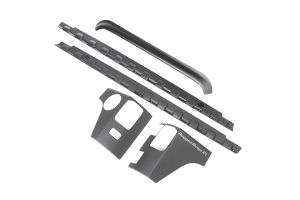 Rugged Ridge 5-Piece Body Armor Kit, 4-Door, Smooth - JK