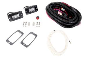 Rigid Industries SR-M Series Hybrid/Diffused Back Up Light Kit (Part Number: )