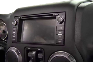 Insane Audio Multimedia and Navigation Head Unit  (Part Number: )
