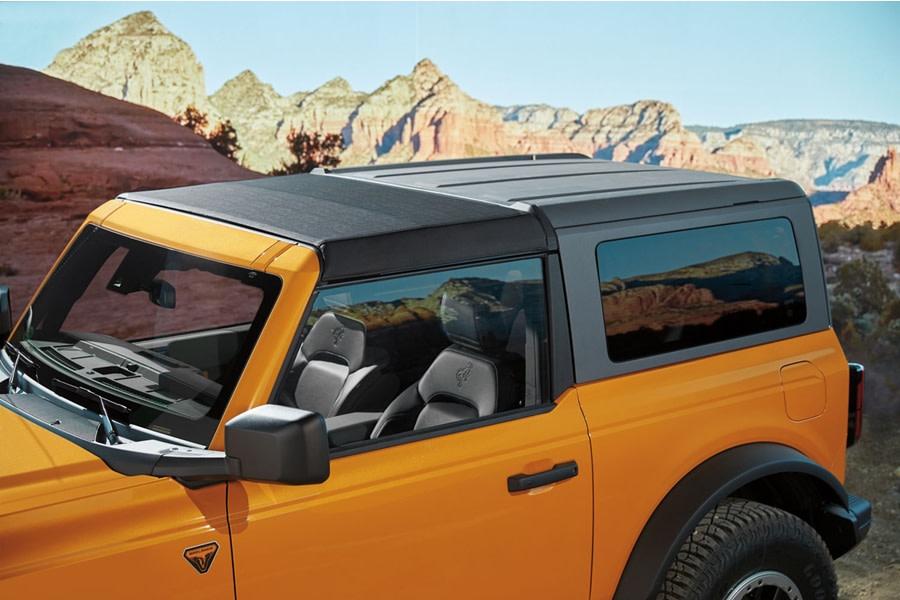 Bestop Sunrider for Hardtop - Black Diamond - Ford Bronco 2Dr