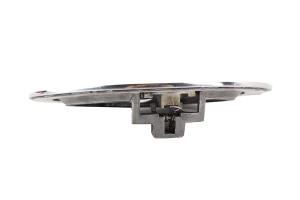 Kentrol Billet Style Gas Hatch - Polished Silver  - JK