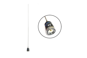 Rugged Radios Dual Band 12 Wave Antenna (Part Number: )