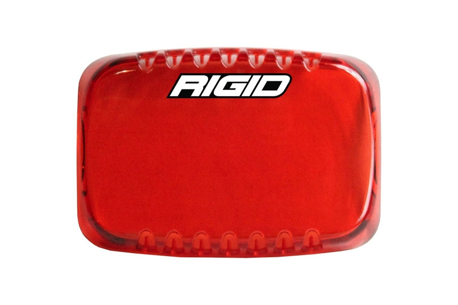 Rigid Industries SR-M Series Cover, Red (Part Number:301953)