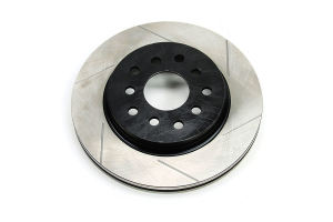 Teraflex JK Front Big Brake Slotted Rotor - Driver  (Part Number: )