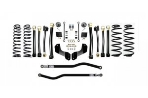 EVO Manufacturing 2.5in Enforcer Overland Lift Kit, Stage 4 - PLUS (Part Number: )