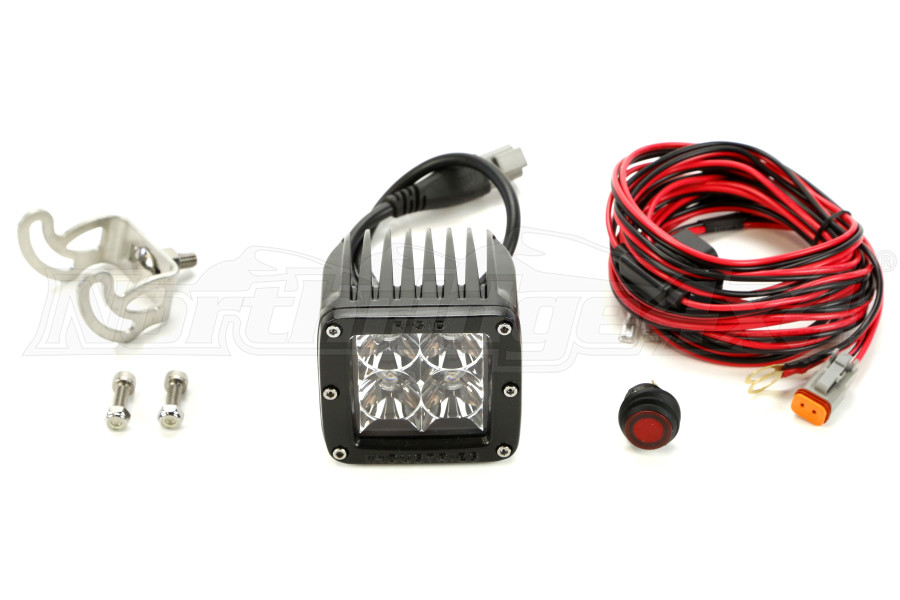 Rigid Industries Dually LED Flood Light White (Part Number:201113)
