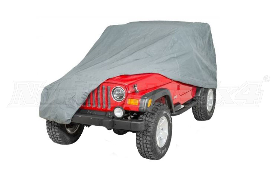 Smittybilt Full Climate Covers (Part Number:825)