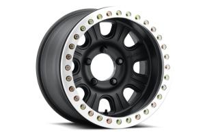 Raceline Wheels RT231 Monster Series Black Beadlock Wheel, 17x8.5 5x5 - JT/JL/JK