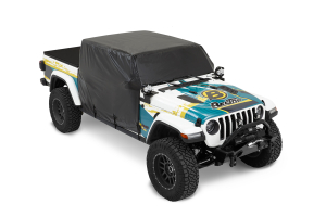 Bestop All Weather Trail Cover - Black - JT