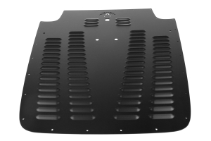Poison Spyder Hood Louver Black ( Part Number: 14-53-010-PC)