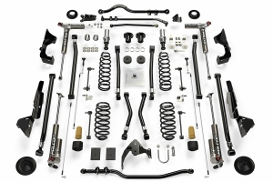Teraflex Alpine RT6 6in Long Arm Lift Kit - w/Falcon 3.3 Adjust. Shocks - JK 2dr