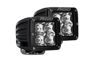 Rigid Industries D-Series PRO Spot Lights, Pair (Part Number: )