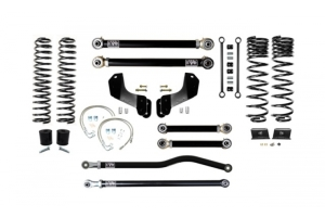 EVO Manufacturing 2.5in Enforcer Overland Lift Kit, Stage 3 PLUS  - JT