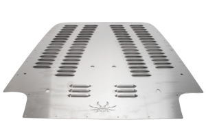 Poison Spyder Hood Louver Bare ( Part Number: 14-53-011)