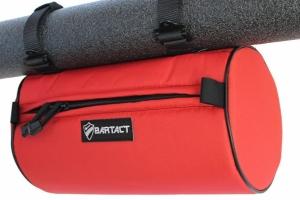Bartact Roll Bar Barrel Bag - Large, Red
