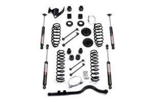 Teraflex 4in Lift Kit W/9550 Shocks & Trackbar (Part Number: )