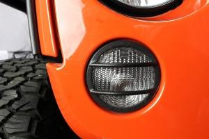 Kentrol Front Marker Cover Set - Textured Black  - JK