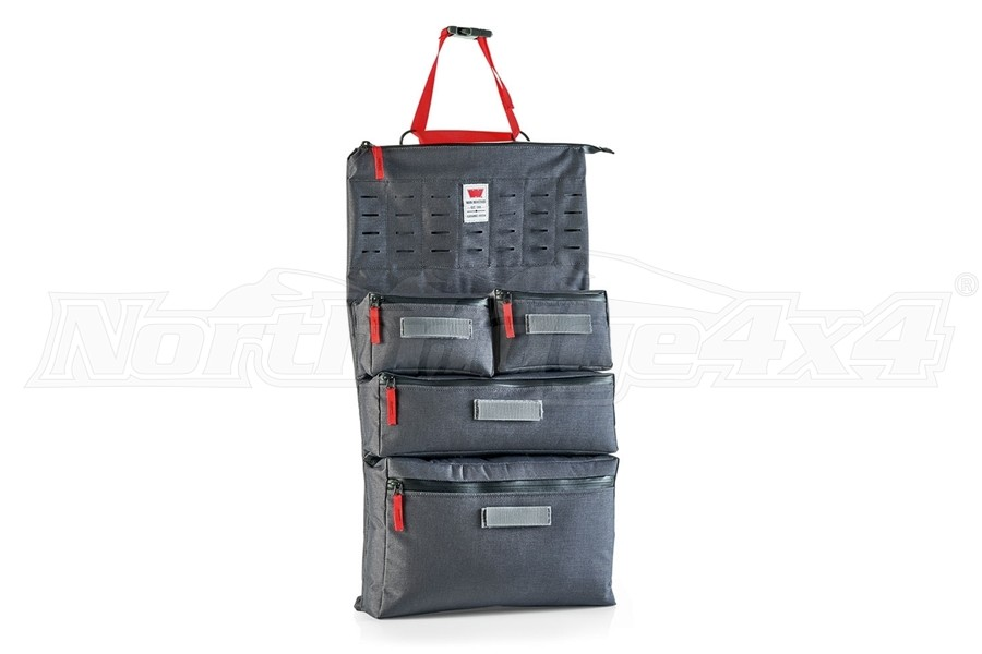 Warn Epic Tool Roll Organizer (Part Number:102858)