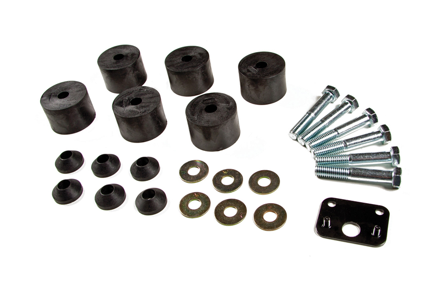 Zone Offroad 1 5/8in Transfer Case Drop Kit (Part Number:J5008)