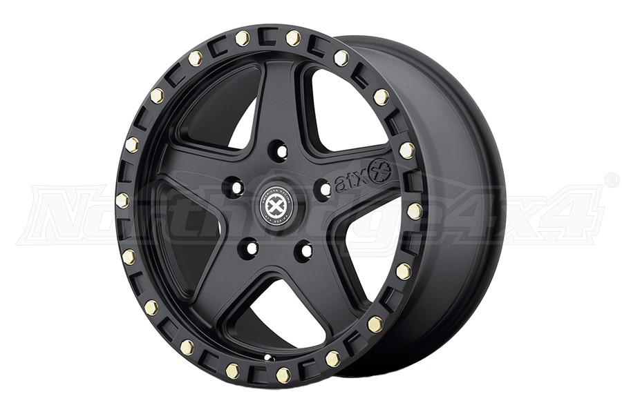 ATX Wheels 194 RAVINE Textured Black 17X8.5 5x5 (Part Number:AX19478550610)