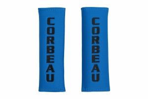 Corbeau 3in Harness Pad Blue