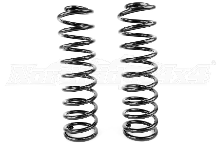 EVO Manufacturing Plush Ride Coil Springs Rear 4in Lift (Part Number:1062)