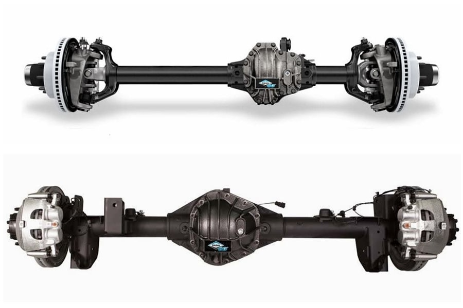 Dana Front and Rear Ultimate 60 Axle Assembly Package - JT