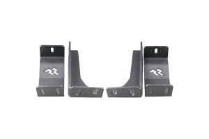 Rugged Ridge Rear LED Cube Mounts - Pair  - JL