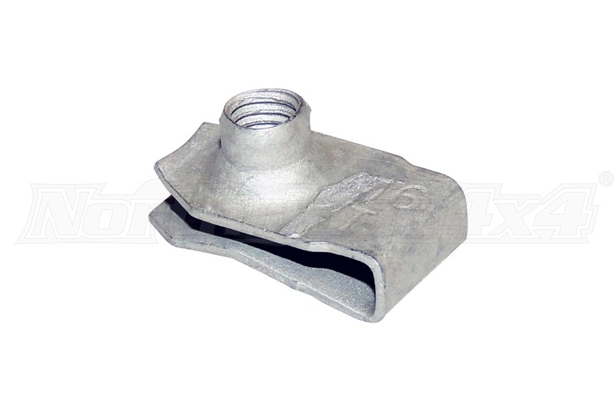 Crown Automotive Clip-On Nut, M4.8 x 1.6 - JL