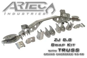 Artec Industries Ford 8.8 Swap Kit w/Axle Truss (Part Number: )