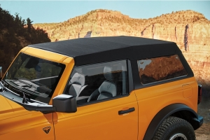 Bestop Trektop Soft Top - Black Twill - Ford Bronco 2Dr
