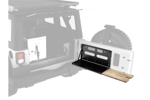 Front Runner Outfitters Drop Down Tailgate Table - JL/JK