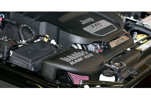 Banks Ram-Air Superiority Intake - JK 2012+ 3.6L