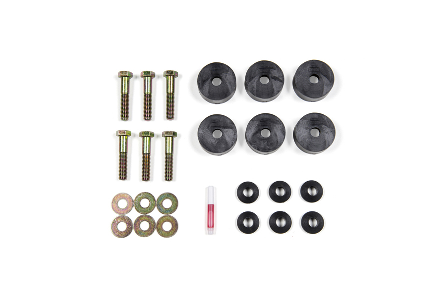 Zone Offroad 3/4in Transfer Case Drop Kit (Part Number:J5004)