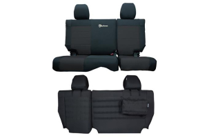 Bartact Mil-Spec Rear Bench Seat Cover  (Part Number: JKSC1112R2B)