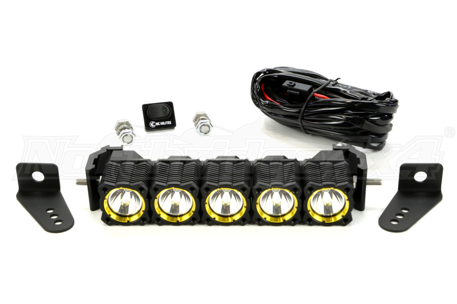 KC Hilites Flex Array LED Light Bar 10in (Part Number:273)
