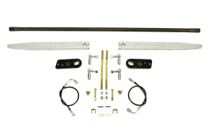 Currie Enterprises Antirock Sway Bar Kit w/Aluminum Arms Rear  ( Part Number: CE-9900JKR4A)