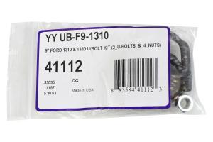 Yukon 1310 and 1330 U-Bolt Kit (Part Number: )
