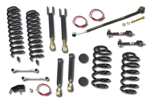 Clayton 4.0in Entry Level Short Arm Lift Kit (Part Number: )