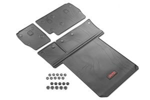 Mopar Cargo Mat - JL w/ Leather Seats with Factory Gap Hider