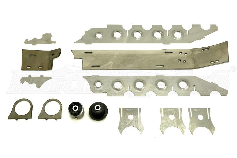 Artec Industries Dana 30 Front Axle Truss w/Daystar Bushings (Part Number:TJ3002)