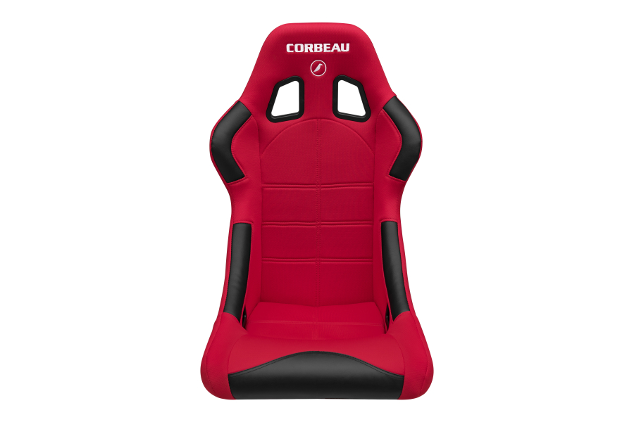 Corbeau Forza Red Cloth