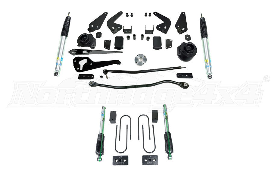 AEV 3in HD DualSport Suspension Lift Kit - Ram2500/3500 (Part Number:N0538000AB)