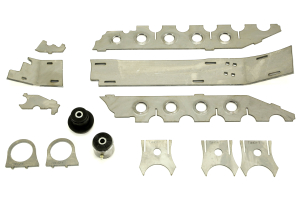 Artec Industries Dana 44 Front Axle Truss w/Daystar Bushings (Part Number: TJ4402)