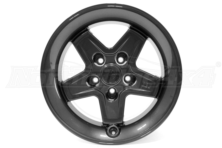 AEV Pintler Wheel Onyx Black 17x8.5 5x5 (Part Number:20402023AA)