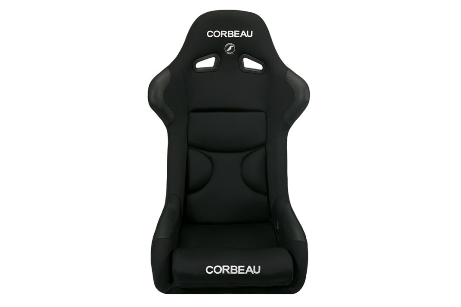 Corbeau FX1 Pro Black / Red Cloth (Part Number:29507P)