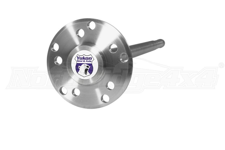 Yukon Dana 35 Double-Drilled Rear Axle - JL Non Rubicon