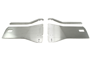 EVO Manufacturing Front Half Door Sets Aluminum (Part Number: )