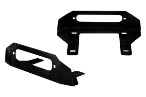 LOD Armor Lite Fairlead Mount Black PC (Part Number: )