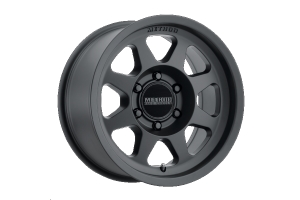 Method Race Wheels 701 Matte Black Wheel 17x8.5 5x5 (Part Number: )